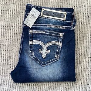 ROCK REVIVAL 29 NWT July Skinny Stretch Jeans
